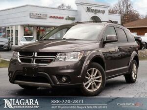 2016 Dodge Journey SXT | NAVIGATION | SUNROOF | 3RD ROW