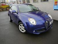 ALFA ROMEO MITO 1.4 SPRINT 16V 3d 77 BHP **LOW MILES** (blue) 2011