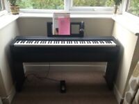Yamaha P-45 Stage Piano + Stand & Accessories