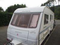 Coachman Pastiche 2004 4 berth touring caravan for sale