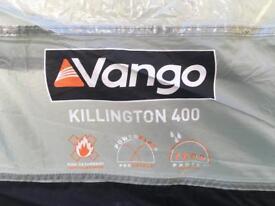 Large family tent vango killington 400