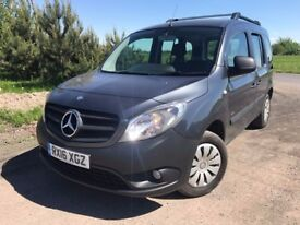 Mercedes-Benz Citan Traveliner 1.5 CDI Traveliner Long Bus 5dr