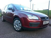 ★ 2005 FORD FOCUS LX TDCI 1.6 5dr Diesel estate ★ full service history, 2 owners, mot till July 2017