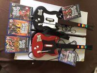 Guitar Hero PS2 Bundle