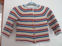 Age 3 JUMPER from Gap - lovely colourful jumper