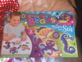 Brand new decorative beads craft for kids