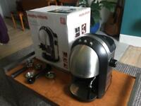 Morphy Richards Accents Espresso Coffee Maker For Sale