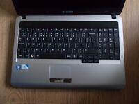 broke samsung laptop