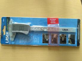 Laser Digital Vernier Caliper for sale