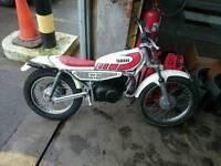 Yamaha Trial classic