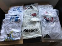 Sports clothes&Trainers job lot brand new