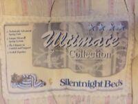 Free Double Mattress by Silentnight