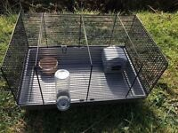 Dwarf hamster cage - excellent condition