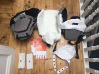 HARDLY USED Miamily Hipster Plus baby carrier - like ergobaby but more adaptable