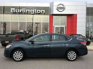 2013 Nissan Sentra S, WOW FINANCE @ 1.5 %