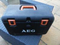 AEG drill set