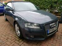 Audi A3 Cabriolet TFSI Sport 1.8 2 dr Electric roof, full leather