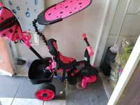 4 in 1 Trike *great condition* need gone.