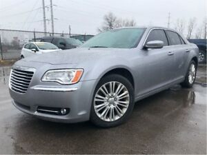 2014 Chrysler 300 AWD LEATHER PANORAMA ROOF BACKUP CAMERA