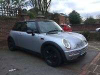 MINI COOPER 1.6 Petrol (2003) / GREAT CONDITION, ONLY 75K MILEAGE, TIRES GREAT CONDITION