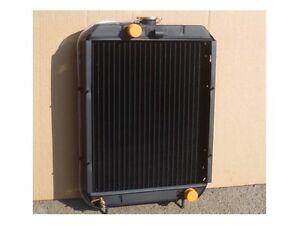 Kühler Wasserkühler  Messingkühler LKW Baumaschinen Traktor Minibagger Schlepper