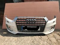 Audi Q3 2016 2017 Genuine front bumper for sale