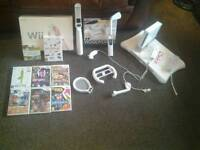 Wii bundle ***reduced to £40***