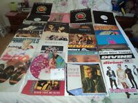 job lot of 80,.90, 12 inch and lp,s