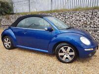 Volkswagen Beetle 1.6 Luna Cabriolet 2dr £0 DEPOSIT FINANCE AVAILABLE