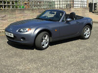 Mazda MX5 2.0 +Options roadster for sale