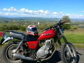 Suzuki Gn250 Classic Motorcycle
