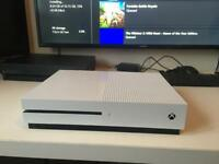 Xbox one S 1TB edition.