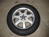 mercedes ml163 alloy wheel.