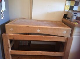 Authentic Butchers Block
