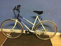 Raleigh Pioneer Classic ladies Hybrid bicycle