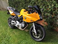 BMW F800S 2007, Rare bike
