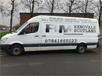 £15+ R.M MAN AND VAN GLASGOW+UK FULL REMOVALS,STUDENT MOVES,SOFAS,BEDS,WARDROBES,DINNING table