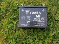 Vespa 125 300 battery good condition