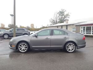 2012 Ford Fusion SE - 175-horsepower, 2.5L Engine