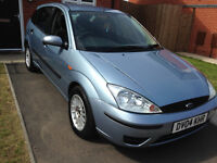 FORD FOCUS FLIGHT 1.6 - 04 PLATE - 9 MONTHS MOT **BARGAIN**