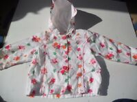 Girl's/Baby's Mothercare Coat/Jacket, Size 9-12 Months