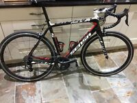 Sensa Giulia Ultegra full carbon road bike