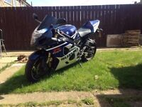 Gsxr 750-05 plate Middlesbrough, North Yorkshire £3,000 ono Excellent Cond