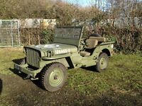 Wanted Ford gpw. Willys mb, Hotchkiss m201