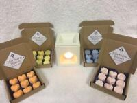 Home made wax melts including designer perfumes