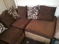 Corner sofa.very good condition