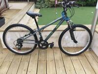 "Apollo Gridlok 24"" bike"