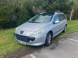 image for Peugeot 307 SW 2007 1.6 HDI S