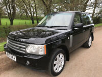 LAND ROVER 3.6 TDV8 VOGUE 4X4 AUTOMATIC