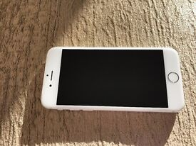 Apple iPhone 6 16GB Silver Factory Unlcoked in Good condition Strictly no offers